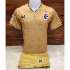 ชุดทีมชาติไทย สีทอง 2019 เสื้อ+กางเกง
