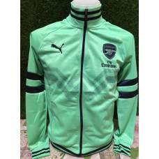 เสื้อคลุม เสื้อกันหนาว ทีมอาร์เซนอล สีเขียว