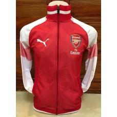 เสื้อคลุม เสื้อกันหนาว ทีมอาร์เซนอล สีแดง