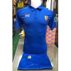 ชุดทีมชาติไทย สีน้ำเงิน 2020 เสื้อ+กางเกง