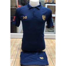 ชุดทีมชาติไทย สีกรมท่า 2020  เสื้อ+กางเกง