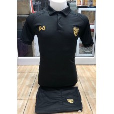 ชุดทีมชาติไทย สีดำ 2020 เสื้อ+กางเกง
