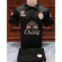 ชุดทีมบุรีรัมย์ สีดำ 2020 เสื้อ+กางเกง