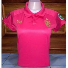 เสื้อกีฬาสำหรับผู้หญิงทีมชาติไทย สีชมพู 2020